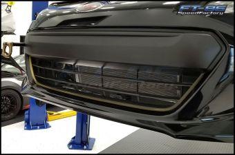 STI tS JDM Style Front Bumper Pinstripe - 13-16 BRZ