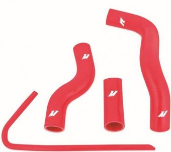 Mishimoto Radiator Hose Kit Red - Scion FR-S 2013-2016 / Subaru BRZ 2013+ / Toyota 86 2017+