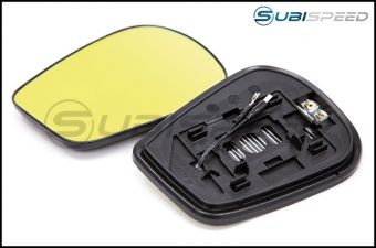 OLM WIDE ANGLE CONVEX MIRRORS GOLD EDITION 2013+ FR-S / BRZ / 86-No Defrost-Yes Turn Signal