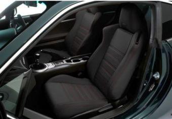 DAMD 86 Vantage Black Seat Covers - 2013+ FR-S / BRZ