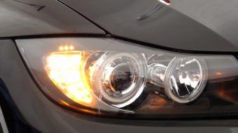 GCS FR-S TURN SIGNAL / DRL CORNER LIGHTS V2 SMOKED - 2013+ FR-S