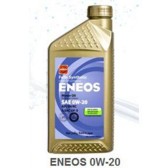 ENEOS 0W20 (6 QUARTS)