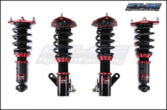 FactionFab F-Spec Coilovers Scion FR-S 2013-2016 / Subaru BRZ 2013+ / Toyota 86 2017+