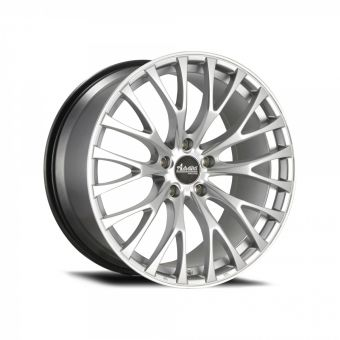 ADVANTI  FASTOSO  18X8 5X100 ET35 SILVER / MACHINE UNDERCUT