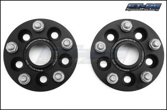 FACTIONFAB 5X100 TO 5X114 20MM WHEEL SPACER CONVERSION PAIR - 2013+ FR-S / BRZ / 86