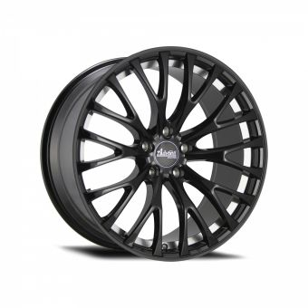ADVANTI  FASTOSO  18X8 5X100 ET35 MATTE BLACK  MACHINE UNDERCUT