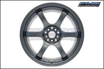 Gram Lights 57DR Wheels 18x9.5 +38mm (Gun Blue II) - 2013+ BRZ / FR-S / 86