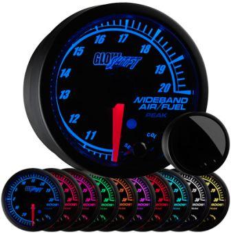 GlowShift Elite 10 Series Wideband Air/Fuel Gauge - 2013+ FR-S / BRZ