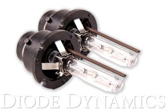 Diode Dynamics Replacement OEM HID Bulbs for 2013-2016 Subaru BRZ (Pair)