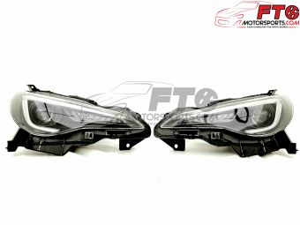 VLAND Projector DRL Headlights with Signals - 2013+ FR-S/BRZ/86