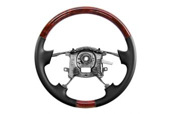 OEM FIT RED CARBON FIBER / LEATHER STEERING WHEEL - 2013+ FR-S / BRZ