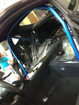 Cusco 4 Point Roll Bar - 2013+ FR-S / BRZ
