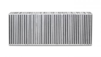Vibrant Vertical Flow Intercooler 30in. W x 12in. H x 4.5in. Thick