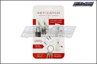 KeyCatch Screw In Magnetic Key Holder (3 Pack)