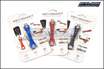 KeySmart Aluminum Compact Key Organizer