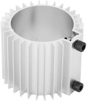 Oil Filter - Car Engine Oil Filter Cooler Heat Sink Cover Aluminum Alloy Motor Mount Accessory