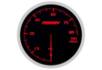 Perrin Performance 60mm Fuel Pressure Gauge - Universal