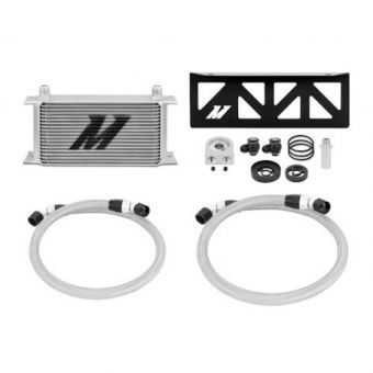 Mishimoto Oil Cooler Kit (Silver) - 2013+ FR-S / BRZ
