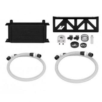 Mishimoto Black Oil Cooler (TStat) - 2013+ FR-S / BRZ