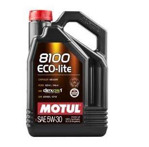 MOTUL 8100 ECO-LITE 5W-30 - 5L