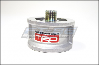 TRD Oil Filter Sandwich Sensor Plate - 2013+ FR-S / BRZ