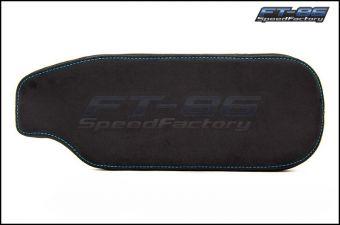 OEM Style Alcantara with Blue Stitching LHD Arm Rest - 2013+ FR-S / BRZ / 86