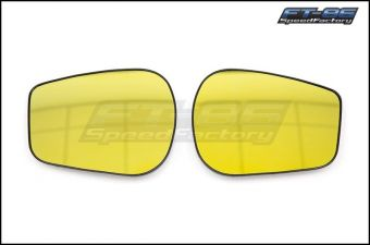 OLM Wide Angle Convex Mirrors Gold - 2013+ FR-S / BRZ / 86