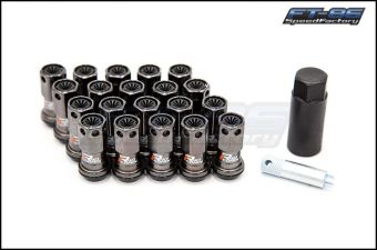 Project Kics R40 Iconix Classical Lug Nut Set (No Locks) - 2013+ FR-S / BRZ / 86