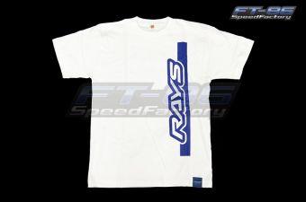 Rays Gram Lights White Junior Size T-Shirt