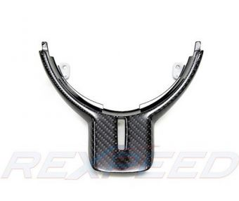 REXPEED CARBON STEERING WHEEL TRIM (FULL REPLACEMENT) - 2013+ FR-S / BRZ