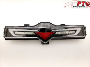VLAND Clear Lens, Black Base, White Bar 4TH Brake Light- 13+ FRS/BRZ/86