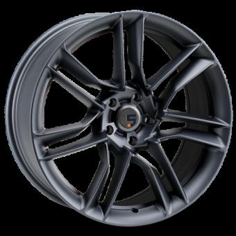 Five:AD S7:F Wheels 19 x 8.5 +45mm (Gunmetal) - 2013+ FR-S / BRZ