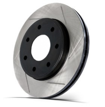 Stop Tech FR-S / BRZ FL Slotted Rotor