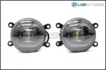 OLM Retical Style LED Fog Lights