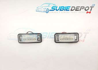 FT86MS License Plate LED Full Replacement Housing - 2013+ FR-S/BRZ/86