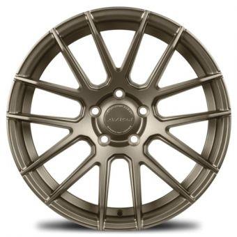 Avid.1 SL.01  18x9.5 5x100 +38 Matte Bronze