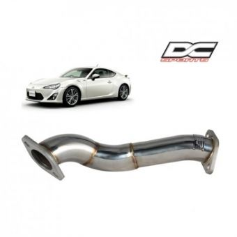 DC SPORTS OVER PIPE - 2013+ FR-S / BRZ