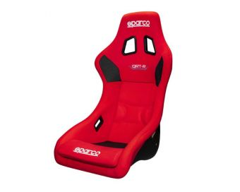 Sparco Red QRT-R 2019 Competion Seat