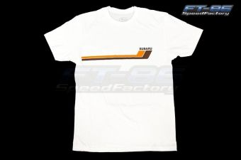 Subaru Chest Stripe Tee