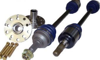DRIVESHAFT SHOP PRO-LEVEL AXLE/HUB KIT WITH 2PC OUTER HOUSING 2013+ FR-S / BRZ / 86