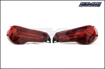 TOMs LED Red Tail Lights V.2 - 2013+ FR-S/BRZ/86