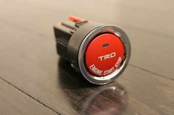 TRD PUSH TO START BUTTON WITH STATUS LIGHT - 2013 FR-S
