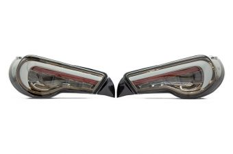 VALENTI JEWEL LED TAIL LIGHTS (CLEAR LENS, GOLD REFLECTOR) 2013+ FR-S / BRZ / 86
