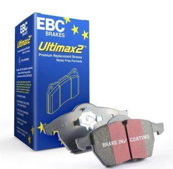 EBC Brakes Ulitmax OEM Replacement