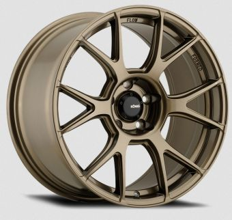 KONIG AMPLIFORM 17x8 5x100 ET40 GLOSS BRONZE