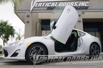 VERTICAL DOORS LAMBO DOOR KIT - 2013+ FR-S / BRZ