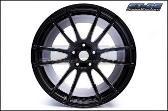 Gram Lights 57XTREME Black CJ SPEC 18x9.5 +40 Wheels - 2013+ FR-S / BRZ