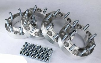 8x170 Hubcentric Wheel Spacers Adapters - Ford F250 F350 Excursion SuperDuty