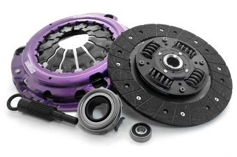 XCLUTCH SPRUNG ORGANIC STAGE 1X CLUTCH KIT WITH HEAVY DUTY COVER 2013+ FR-S / BRZ / 86