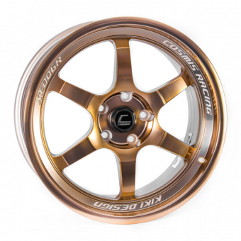 Cosmis XT-006R Hyper Bronze Wheel 18x9 +30mm 5x100